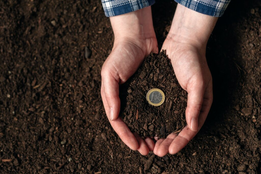 Making money from agricultural activity and earning extra income